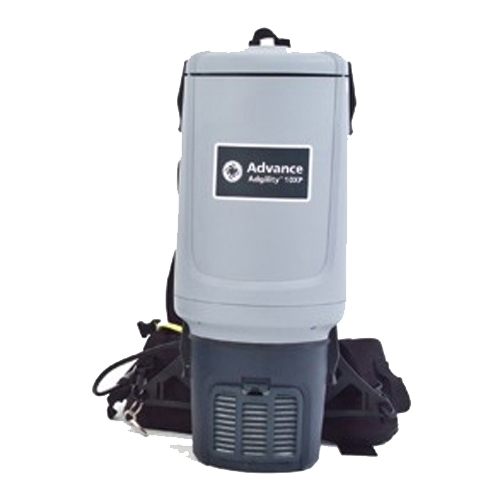 Advance Adgility Backpack Vacuum - 10 quart