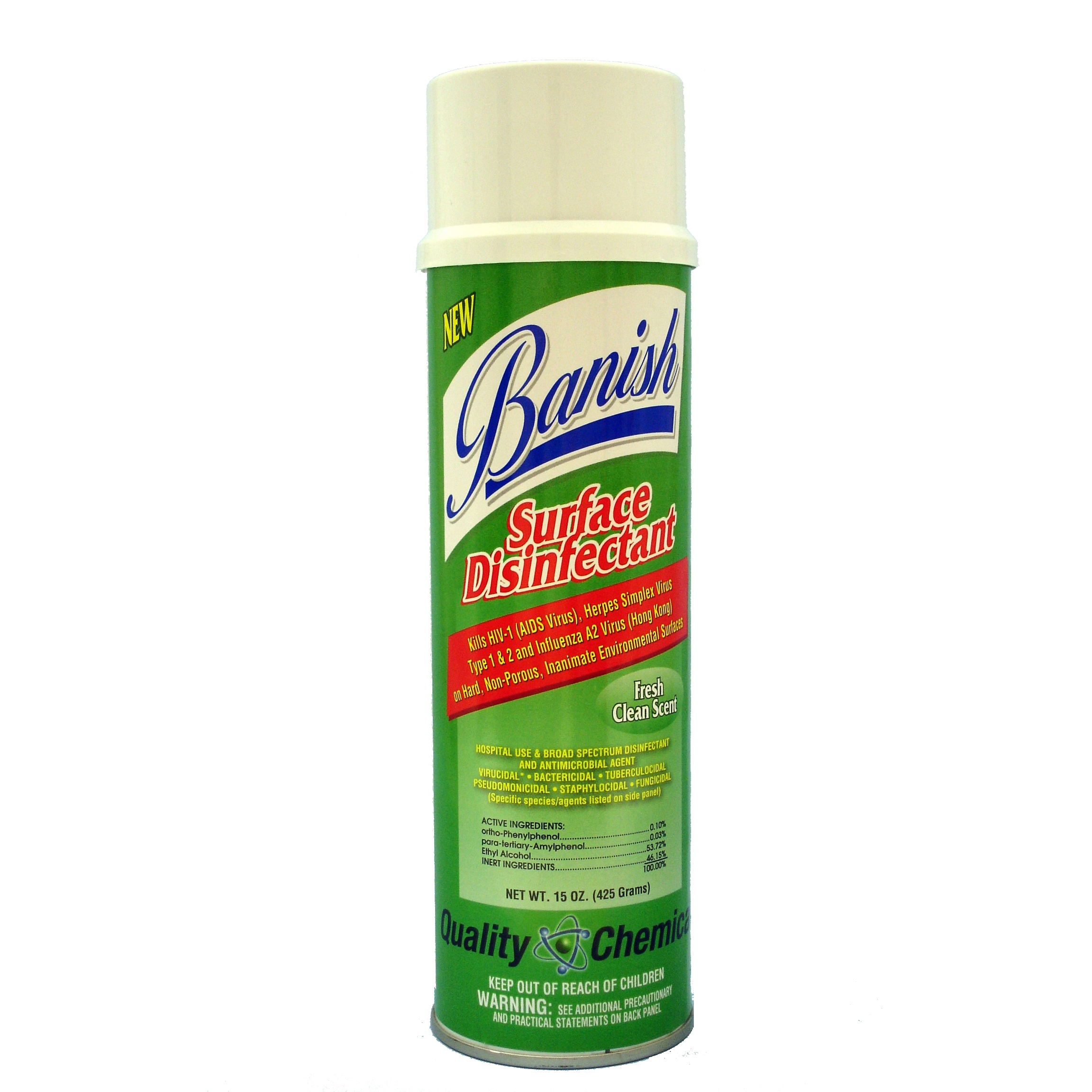 Banish Disinfectant Spray