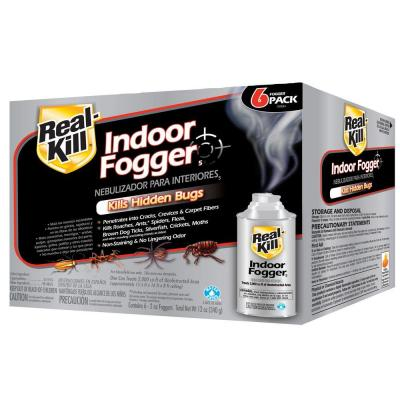 Real-Kill Indoor Fogger