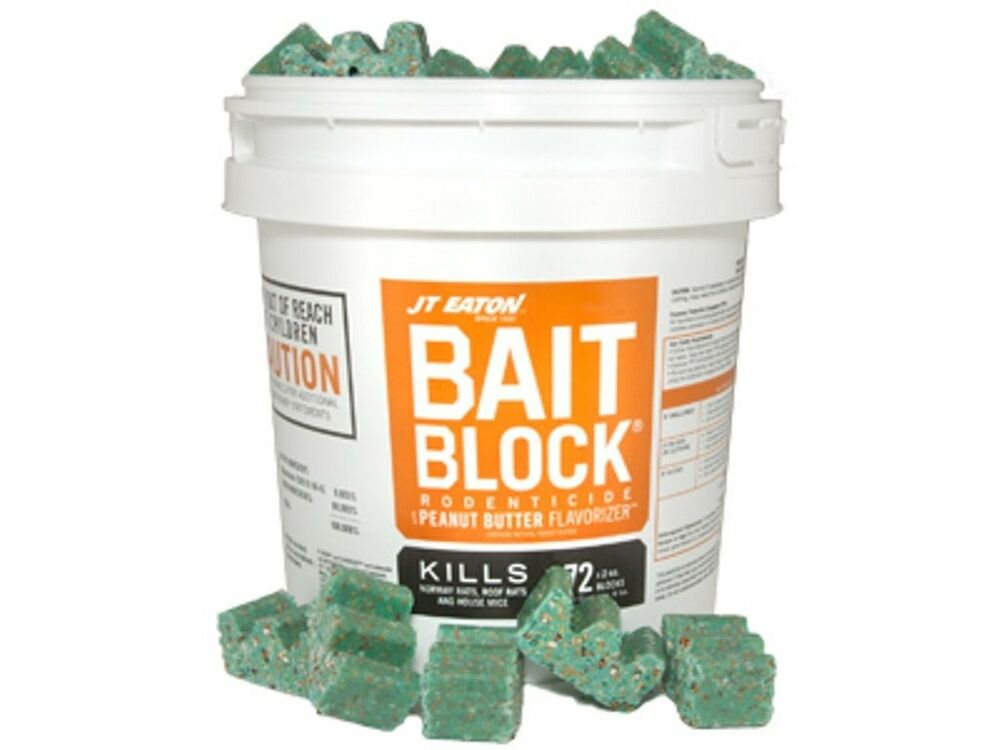 Rat Bait - 9lb bucket