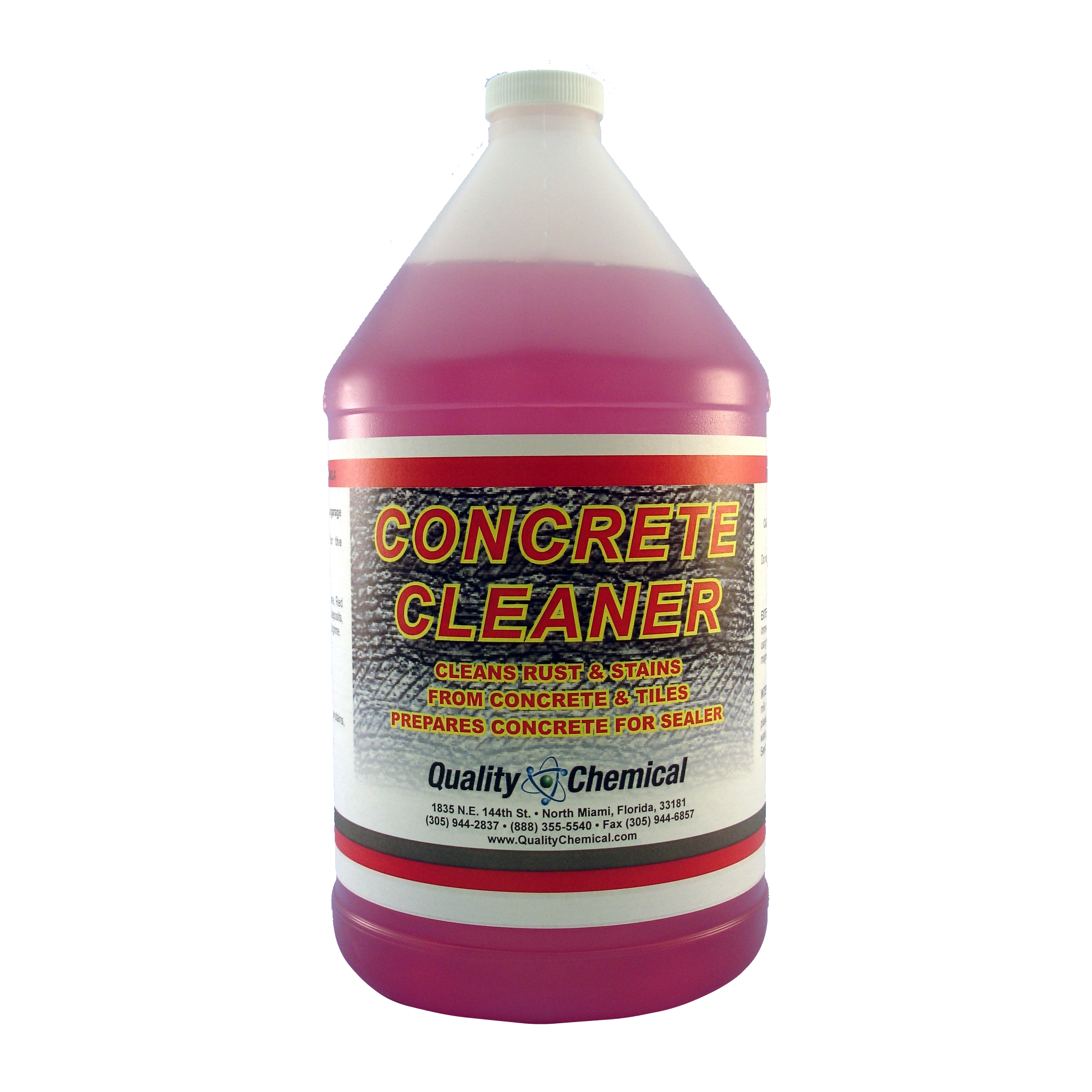Quality chemical company concrete cleaners for Spray on concrete cleaner