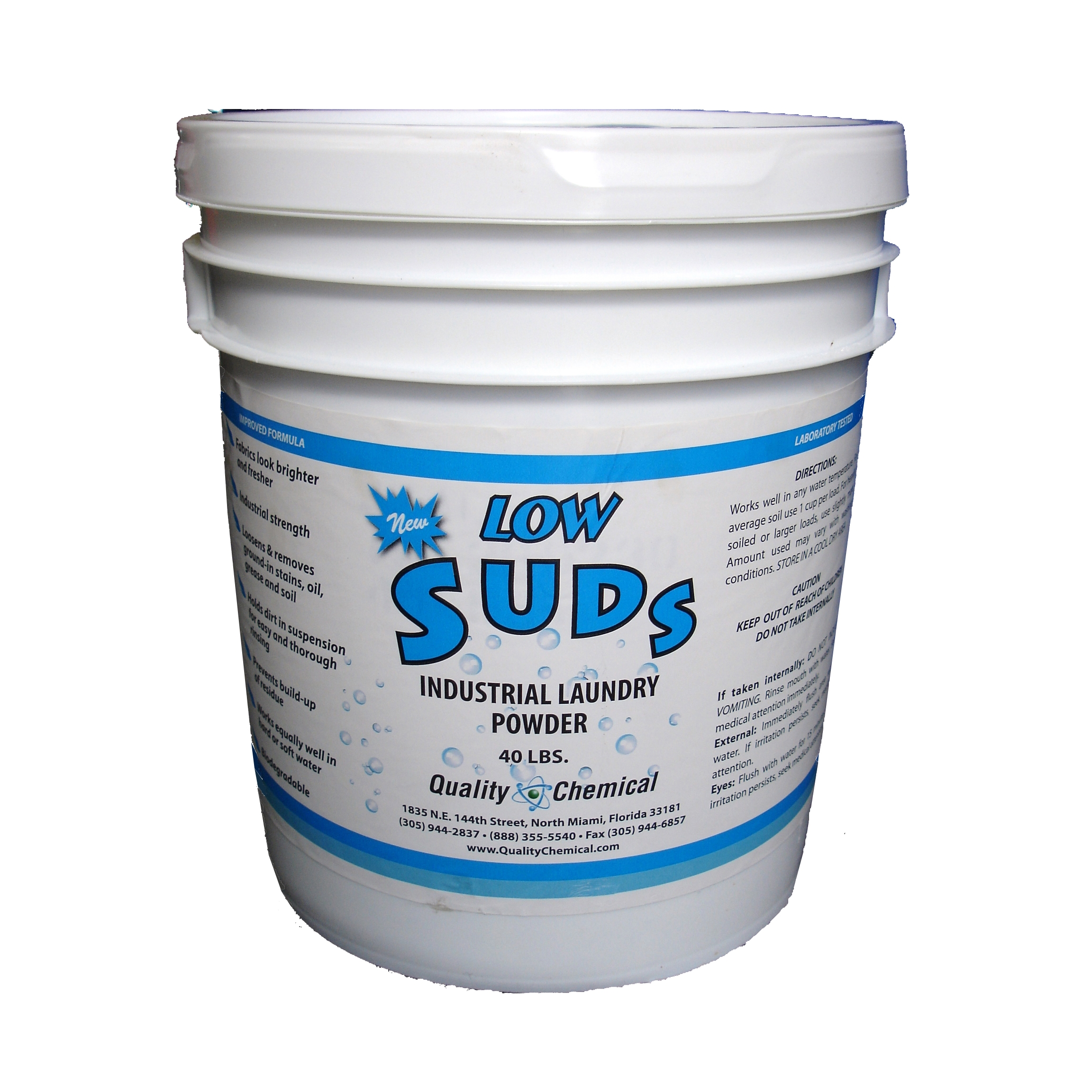 Lo Suds Laundry Detergent 40lbs.