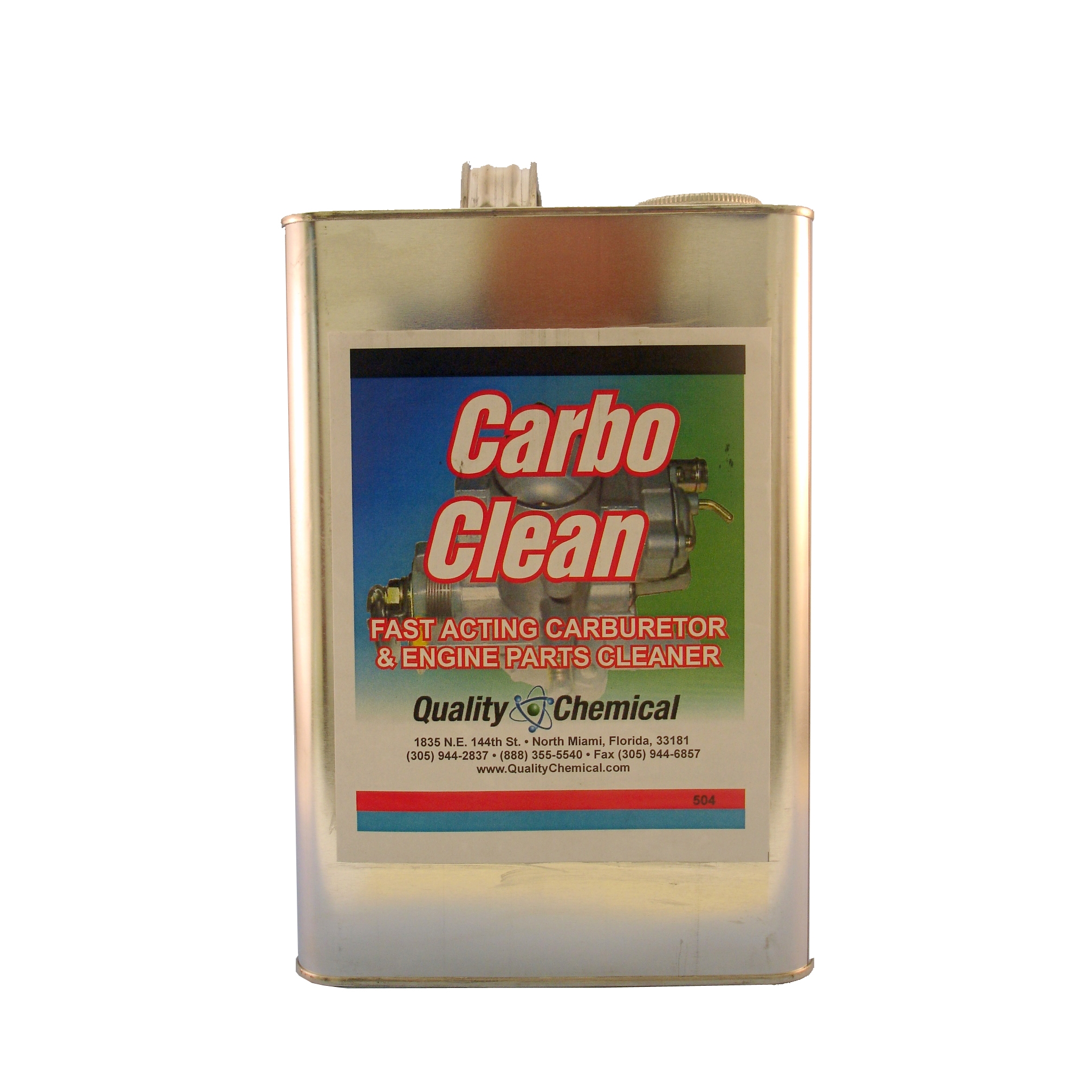 Carbo Clean Cold Tank Dip Heavy-Duty Degreaser