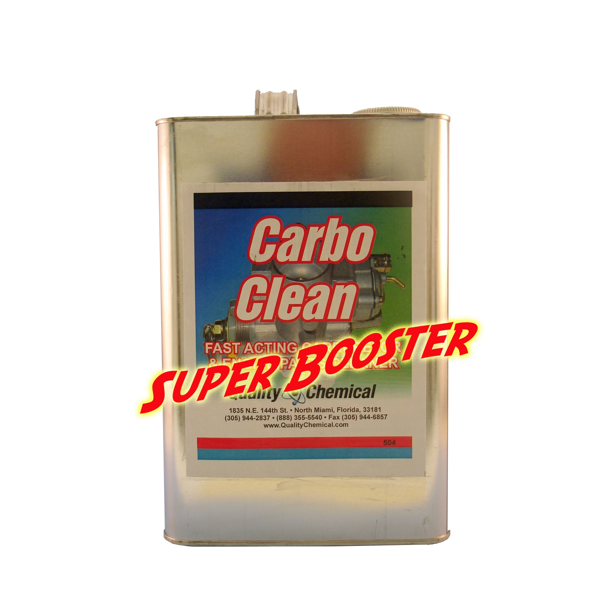 Carbo Clean Super Booster