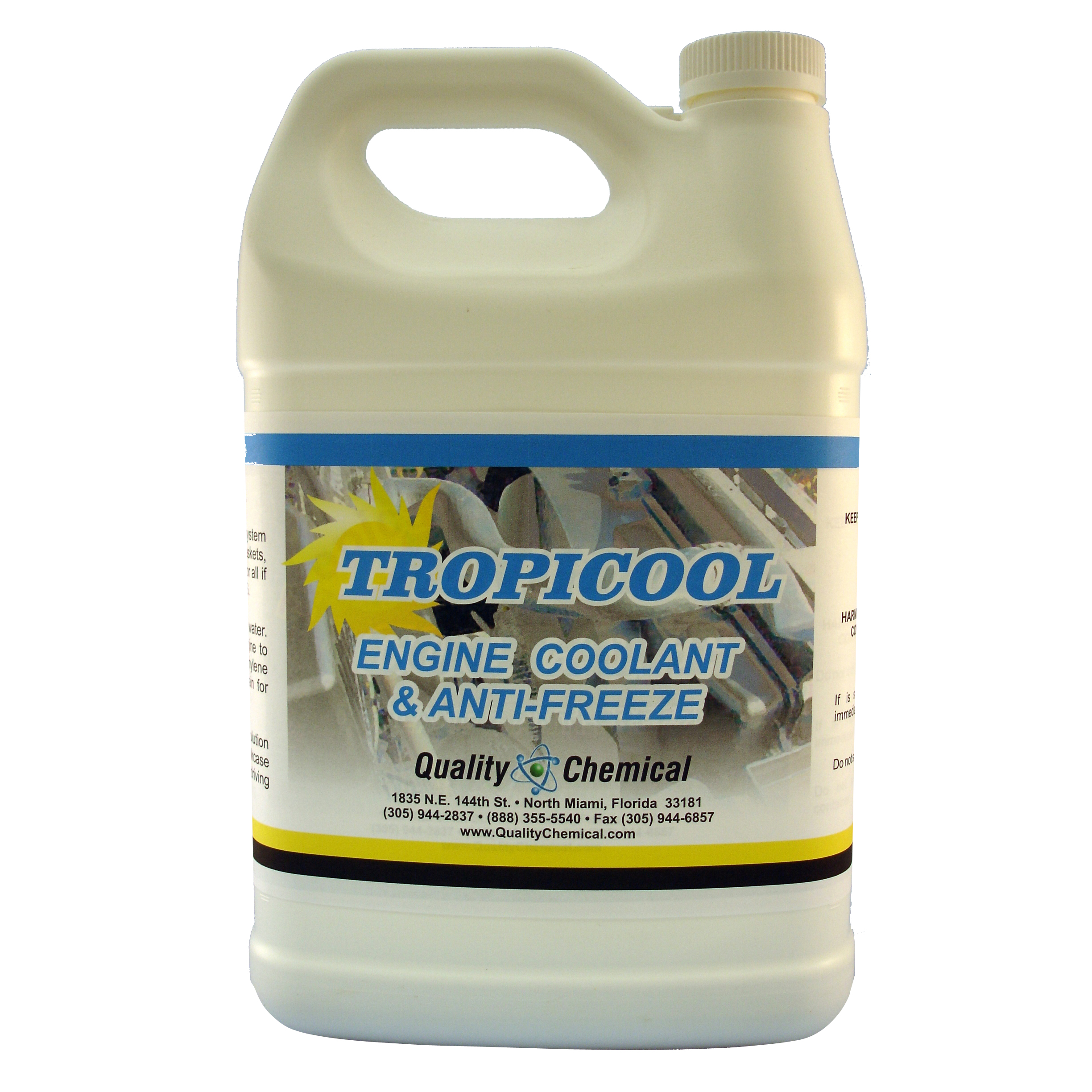 Tropicool Engine Coolant & Antifreeze