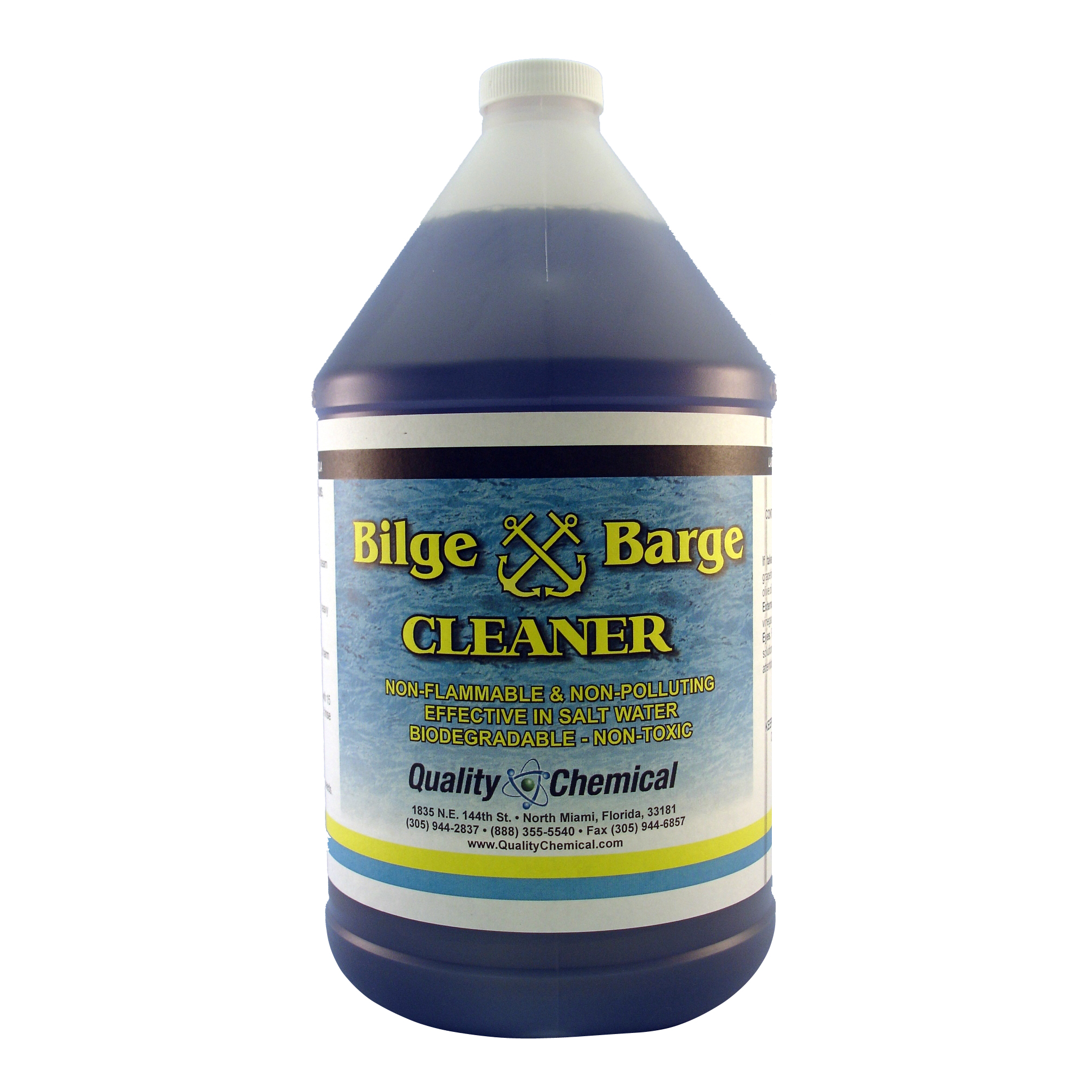 Bilge & Barge Cleaner