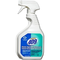 Clorox 409 Disinfectant Cleaner/Degreaser Spray