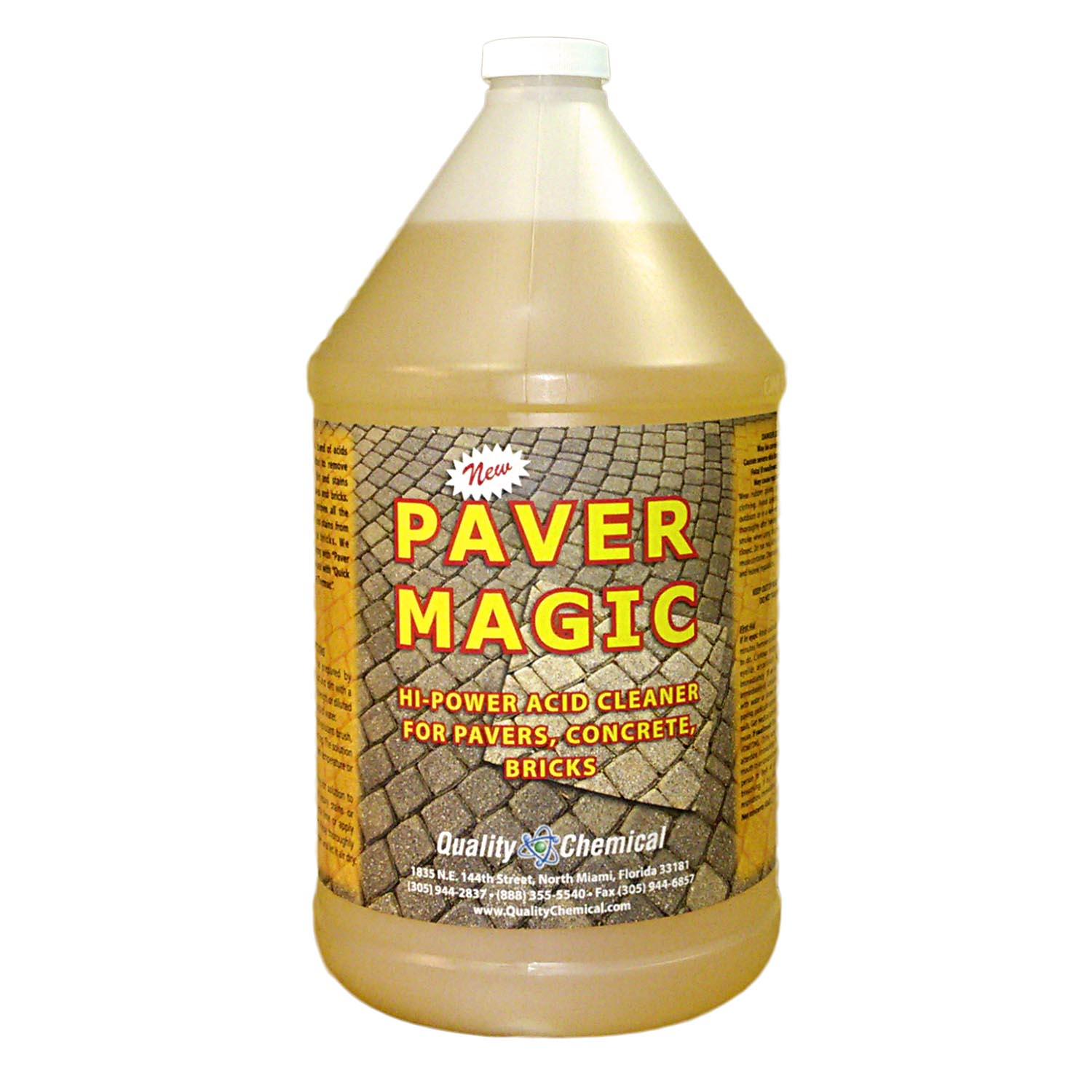 Paver Magic