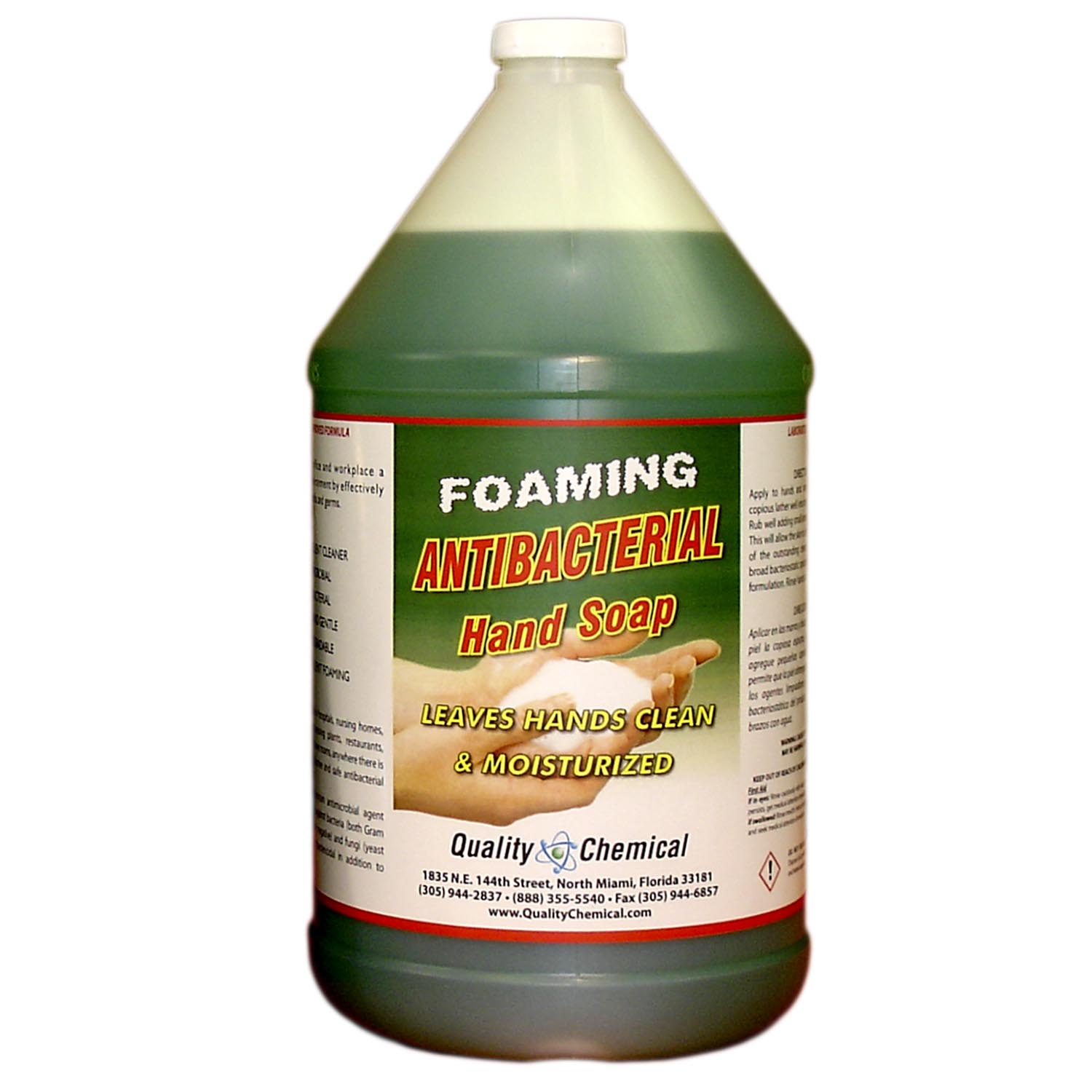 Antibacterial Foaming Soap