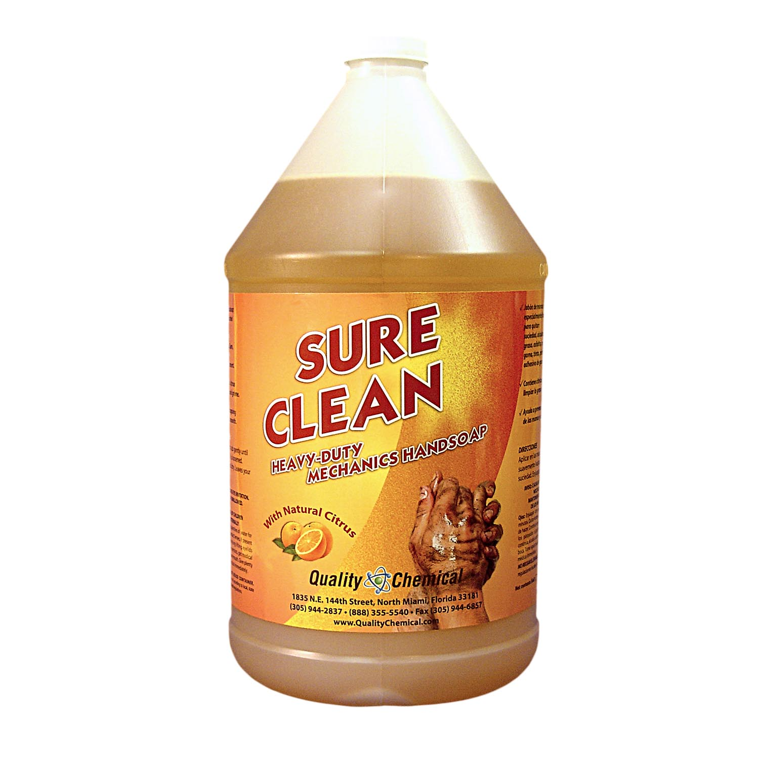 Sure Clean Mechanics Hand Soap