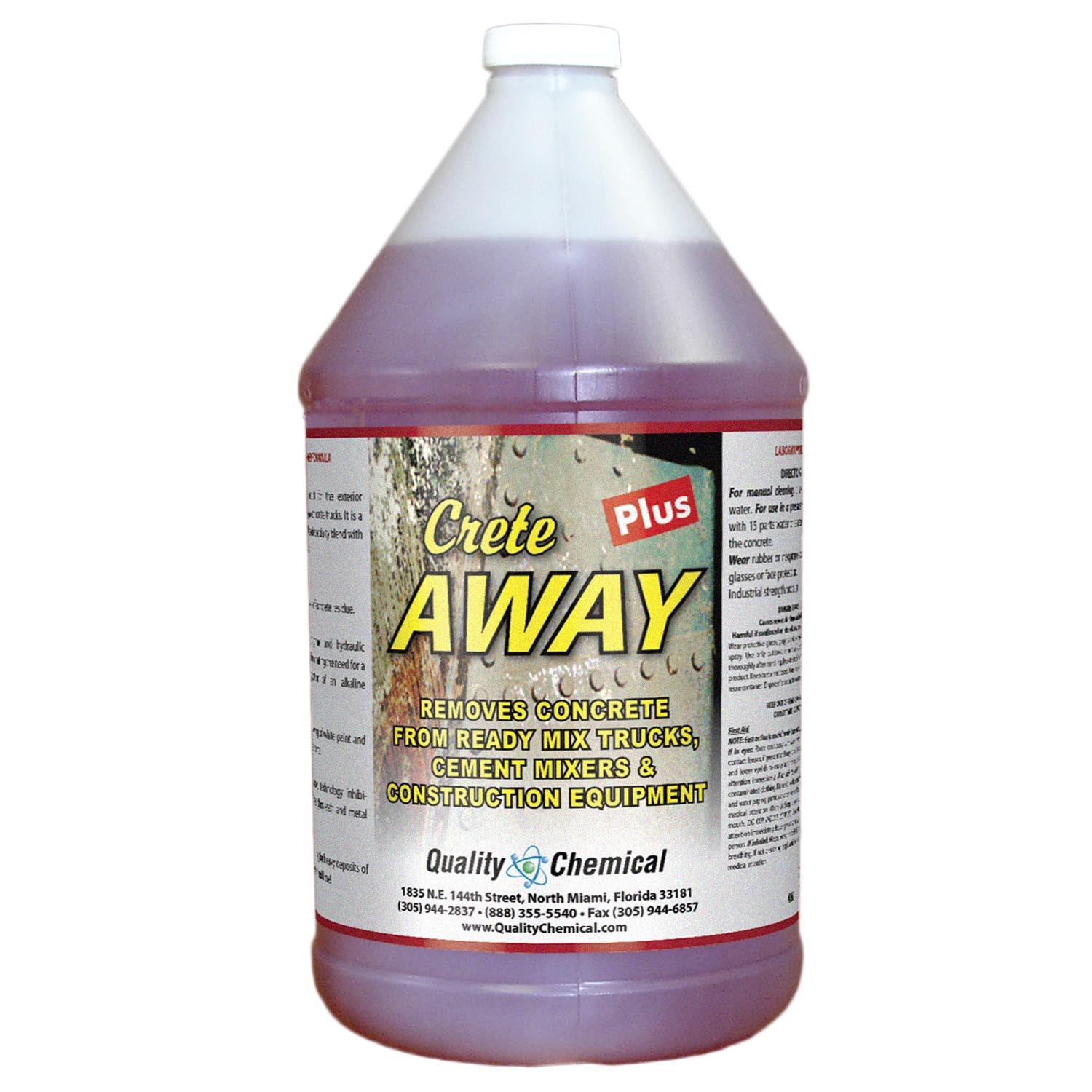 Crete Away Concrete Remover Plus