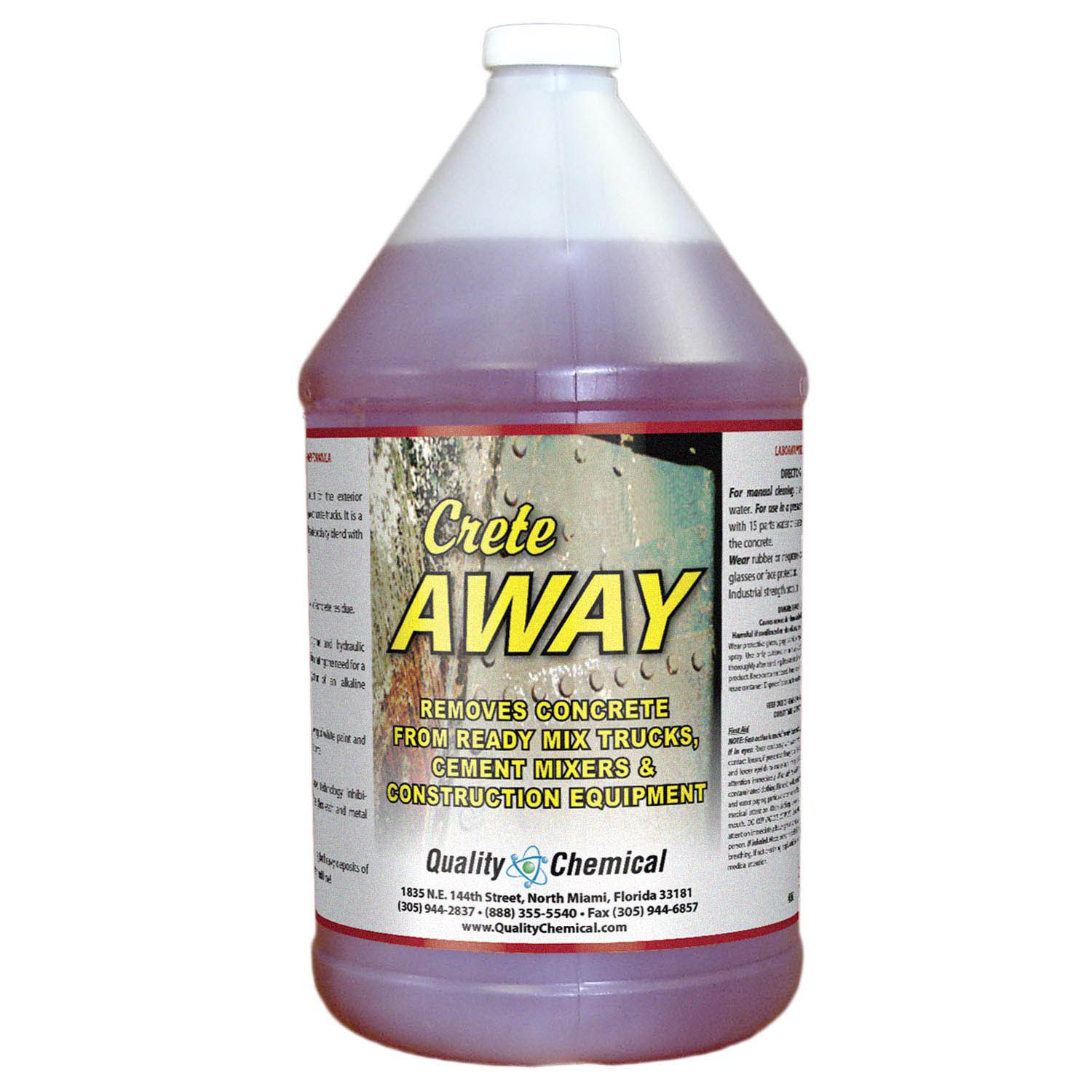Crete Away Concrete Remover