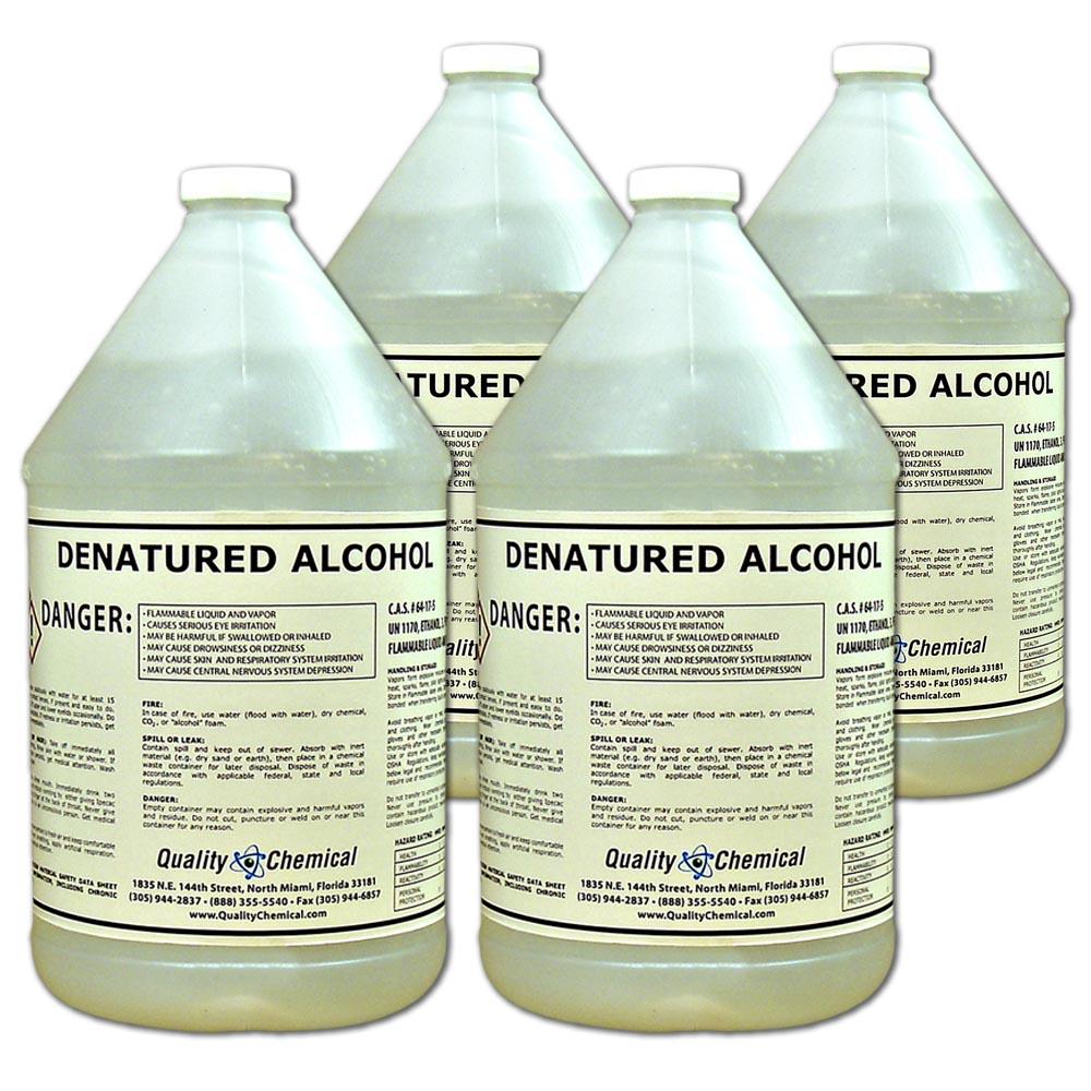 Quality Chemical Company - Denatured Alcohol (Ethanol)