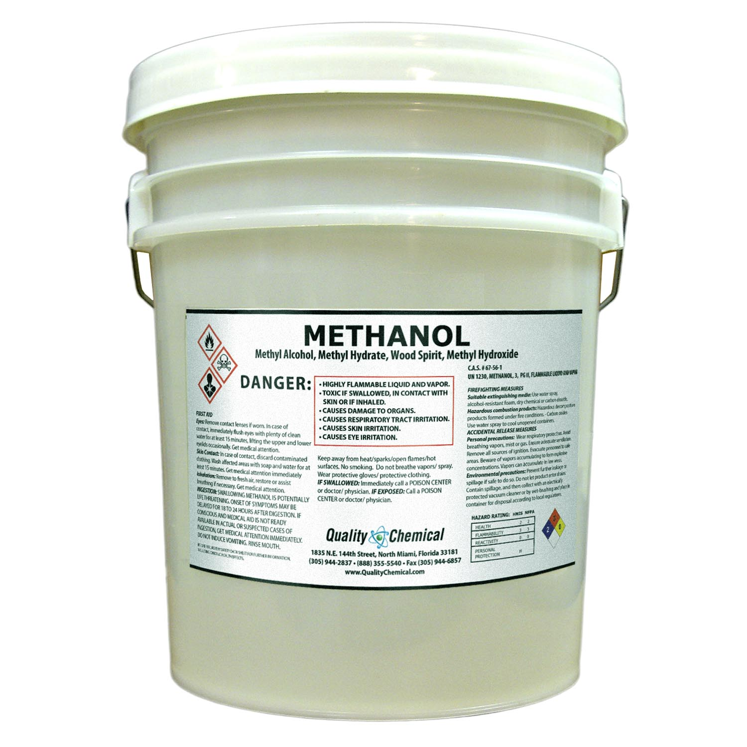 Methanol - tech grade