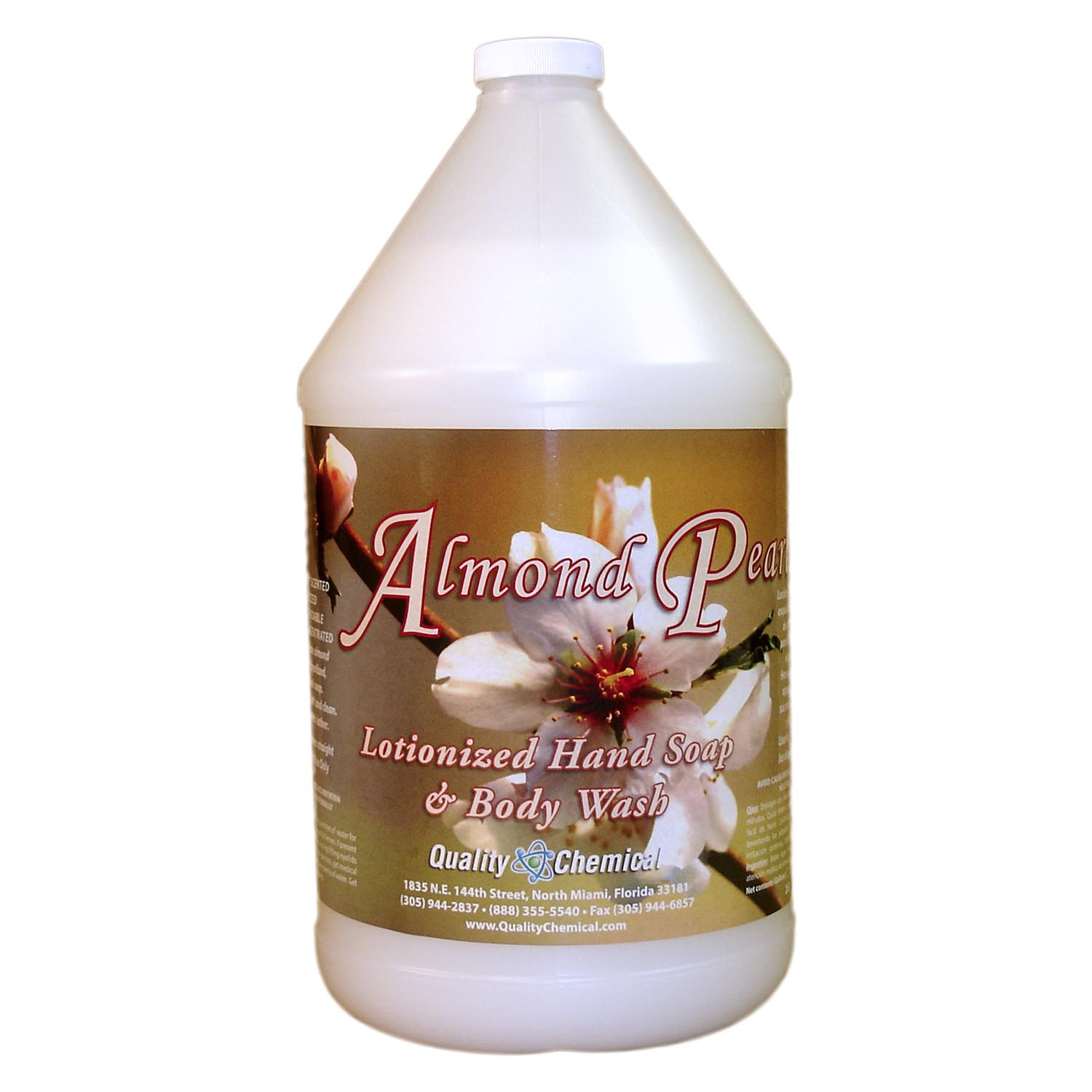 Almond Pearl Hand Soap