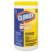 Clorox Disinfecting Wipes - Lemon