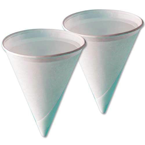 Cone Water Cups