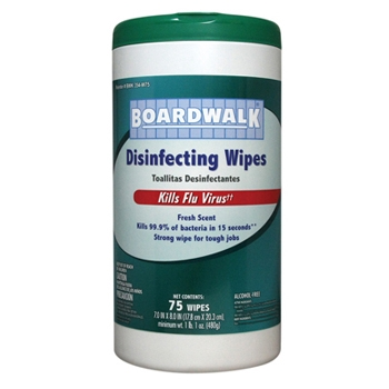 Disinfecting Wipes Fresh Scent
