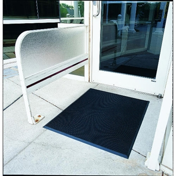 Finger-Tip® Indoor/Outdoor Scraper Mat