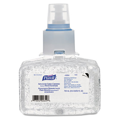 Purell Green Certified Instant Hand Sanitizer Refill Gel