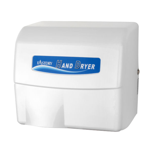 Hand Dryer - White - Touchless