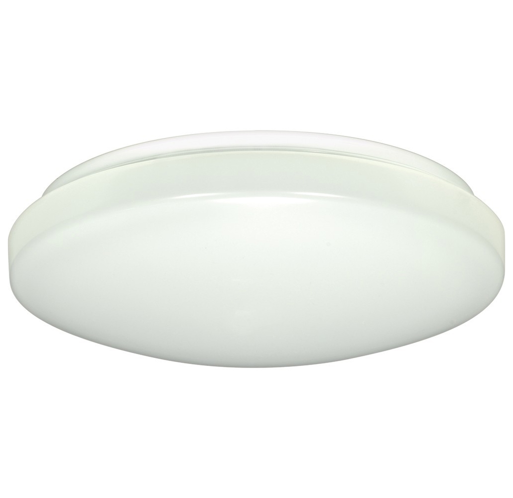Flush Mounted LED Light Fixture 11""