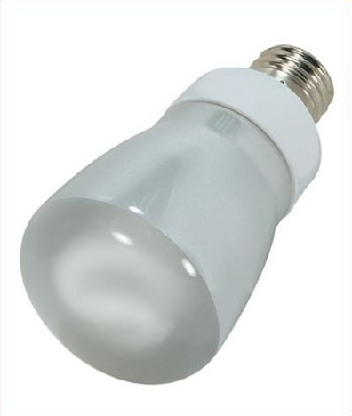 Compact Fluorescent - 14 watt - R20 - Soft White (2700K)