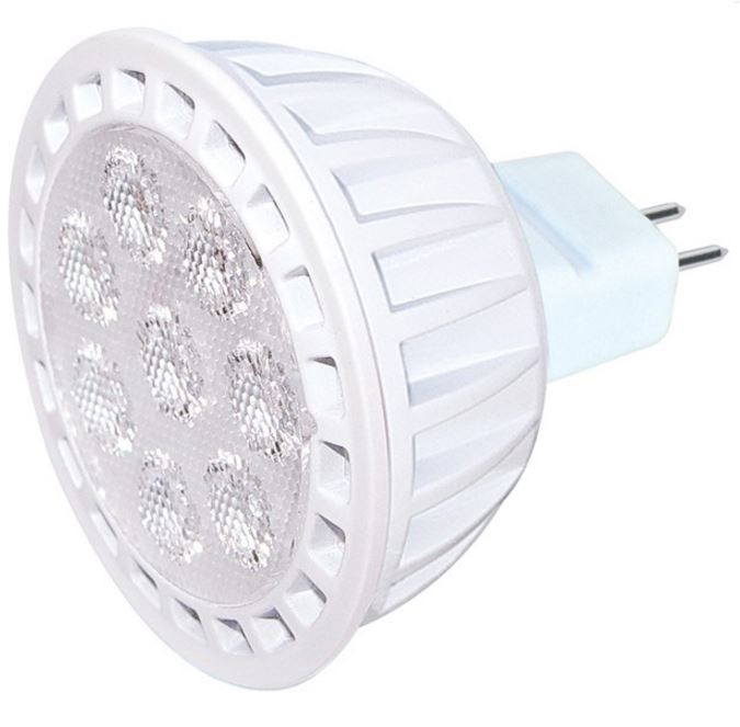 LED 7 watt MR16 GU5.3
