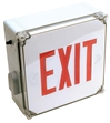 Exit Sign for Wet Locations