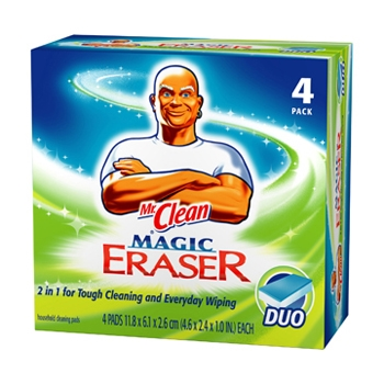 Magic Eraser Duo