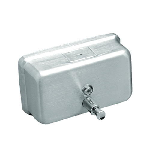 Soap Dispenser - Metal Horizontal