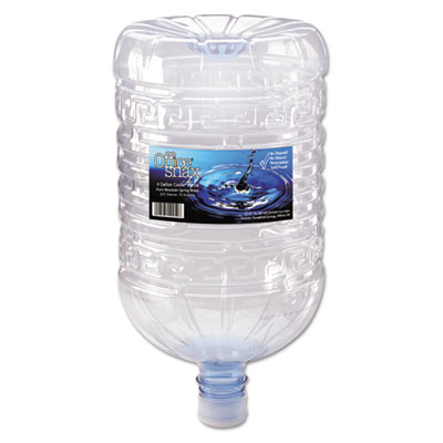 Water - Large 4 gallon bottle
