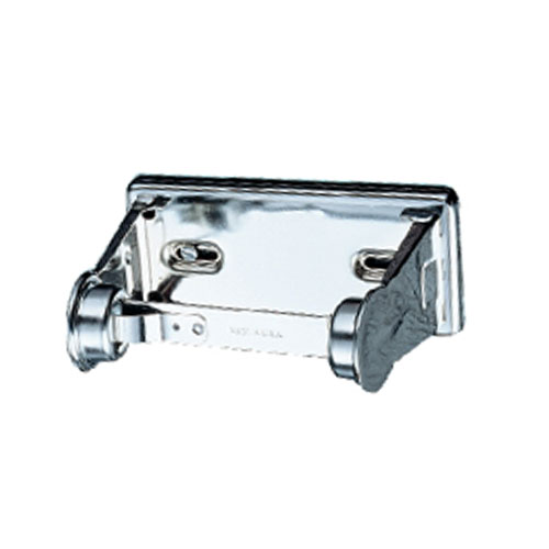 Toilet Tissue Dispenser - Metal - Single