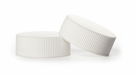 Cap - 1 quart fine ribbed