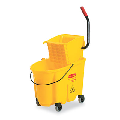 Mop Bucket with Wringer - 26 quart