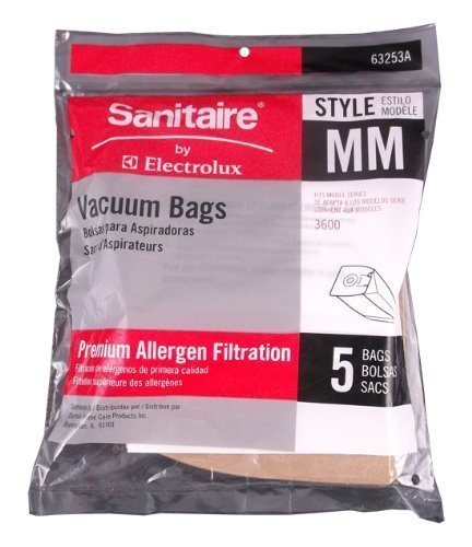 Sanitaire MM Style Vacuum Bags