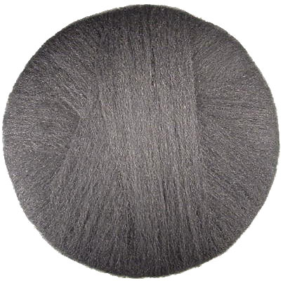 Steel Wool Floor Pads Radial #0