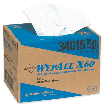WypAll Reinforced Wipers